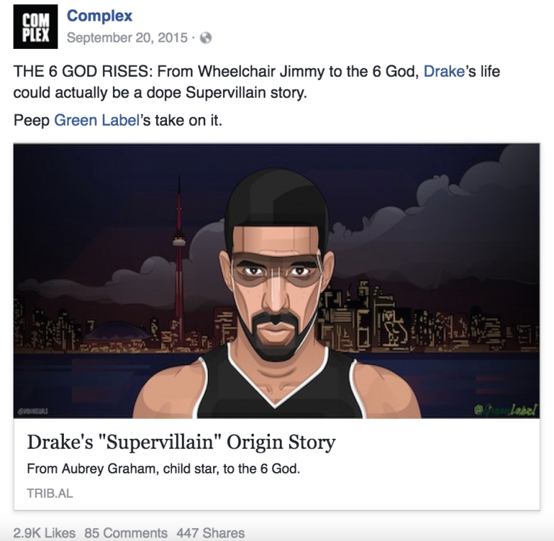 Drake Green Label Origin Story